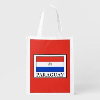 Paraguay Reusable Grocery Bag