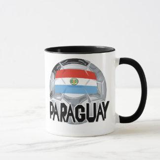 Paraguay Soccer swag Mug