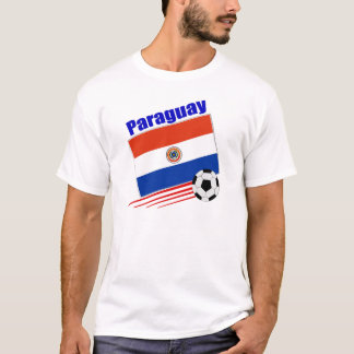 Paraguay Soccer Team T-Shirt