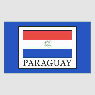 Paraguay Sticker