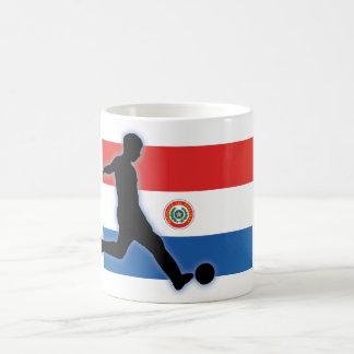 Paraguay Striker 2 Coffee Mug