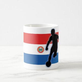 Paraguay Striker 4 Coffee Mug