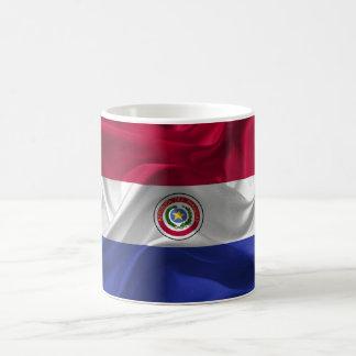 Paraguayan flag coffee mug