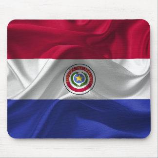 Paraguayan flag mouse pad