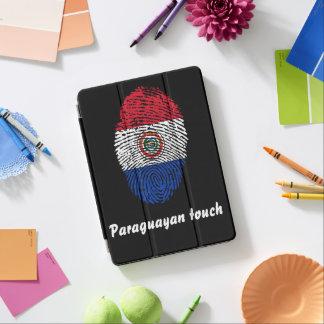 Paraguayan touch fingerprint flag iPad air cover