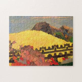 'Parahi Te Marae' - Paul Gauguin Jigsaw Puzzle