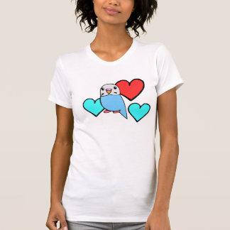 Parakeet Budgerigar T shirt