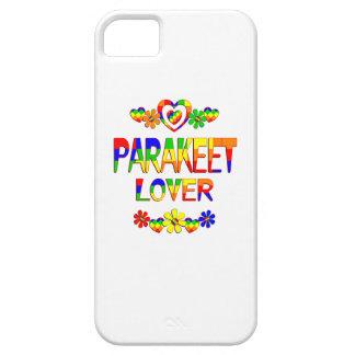 Parakeet Lover iPhone 5 Case