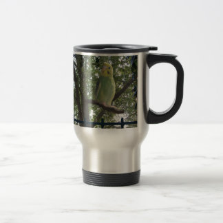 Parakeet Travel Mug