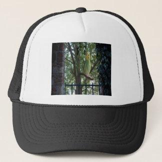 Parakeet Trucker Hat