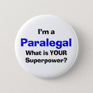 paralegal 2 inch round button