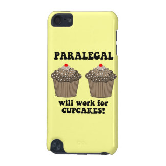 paralegal iPod touch (5th generation) cover