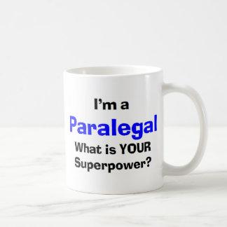 paralegal coffee mug