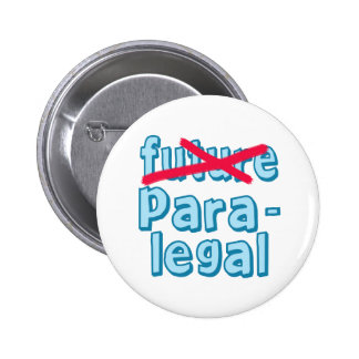 Paralegal Graduation Products Pinback Button