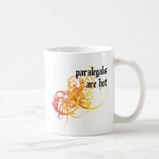 Paralegals Are Hot Coffee Mug