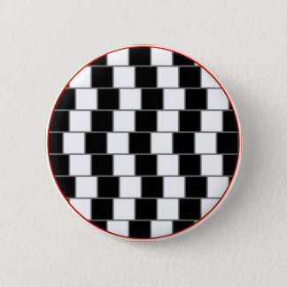 Parallel Lines 2 Inch Round Button