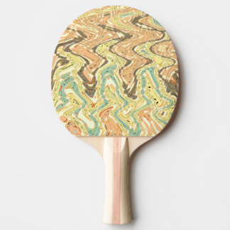 Parallel paths ping pong paddle
