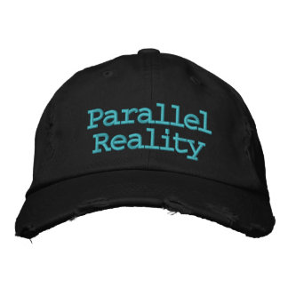Parallel Reality Embroidered Hat