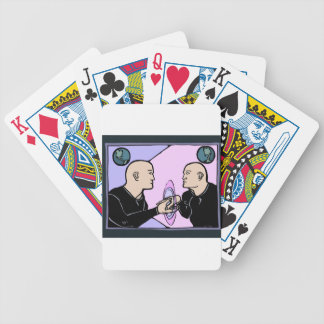 Parallel Self Bicycle Playing Cards