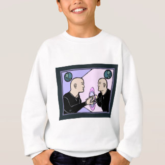 Parallel Self Sweatshirt