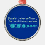 Parallel Universe Theory Ornament
