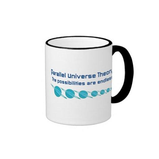 Parallel Universe Theory Ringer Mug