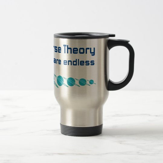 Parallel Universe Theory Travel Mug