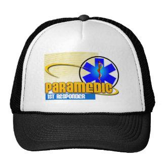 Paramedic 1st Responder Trucker Hat
