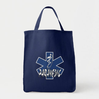 Paramedic Action Tote Bag