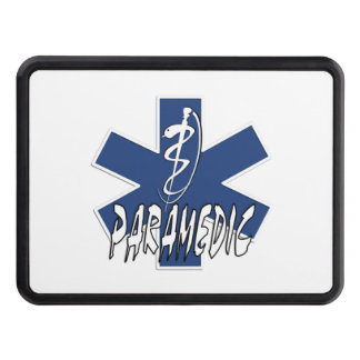 Paramedic Action Trailer Hitch Cover
