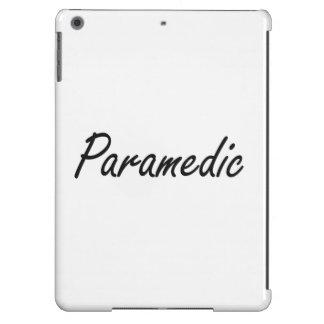 Paramedic Artistic Job Design iPad Air Cover