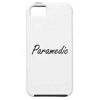 Paramedic Artistic Job Design iPhone 5 Cover