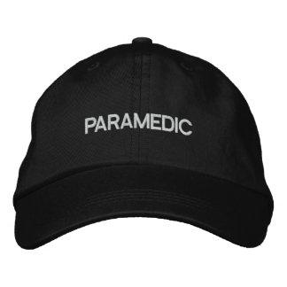 PARAMEDIC CAP EMBROIDERED BASEBALL CAP