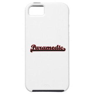 Paramedic Classic Job Design iPhone 5 Case