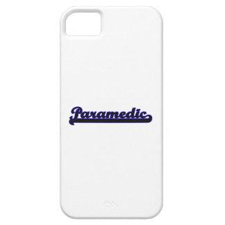 Paramedic Classic Job Design iPhone 5 Cover
