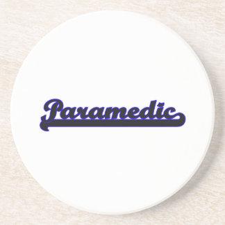 Paramedic Classic Job Design Beverage Coasters