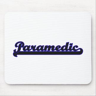 Paramedic Classic Job Design Mouse Pad