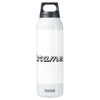 Paramedic Classic Job Design 16 Oz Insulated SIGG Thermos Water Bottle