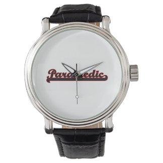 Paramedic Classic Job Design Wristwatch