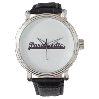 Paramedic Classic Job Design Wristwatches