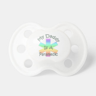 Paramedic Daddy Pacifier