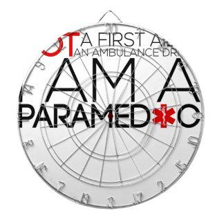 paramedic design cute dartboard