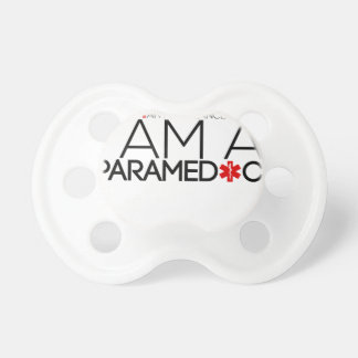 paramedic design cute pacifiers