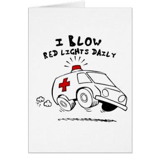 paramedic emt card