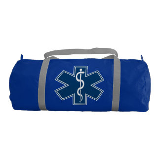 Paramedic EMT EMS Gym Bag
