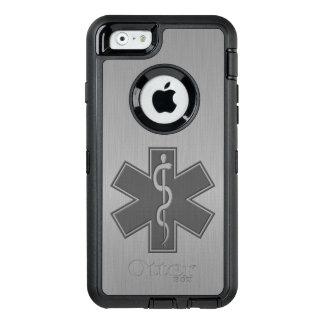 Paramedic EMT EMS Modern OtterBox Defender iPhone Case