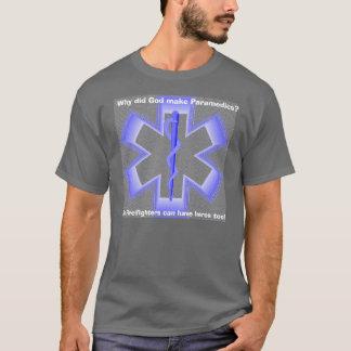 Paramedic for life T-Shirt