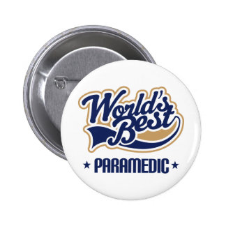 Paramedic Gift Buttons