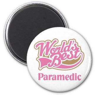 Paramedic Gift Refrigerator Magnet
