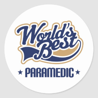 Paramedic Gift Stickers